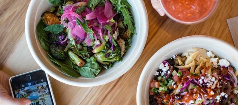 Eat at local, fast-casual spot Cava Grill