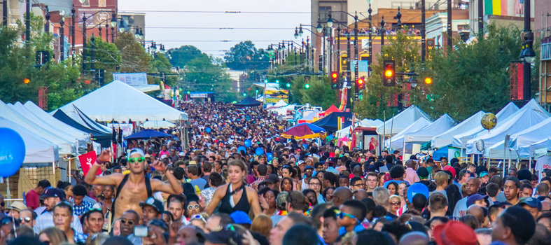 Don't miss the H Street Festival
