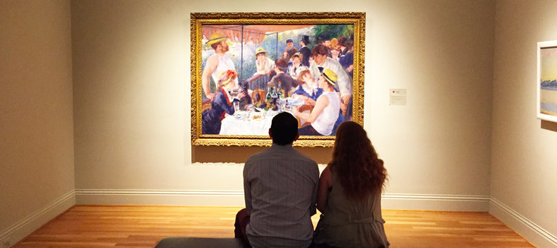 Explore The Phillips Collection, America's first museum of modern art