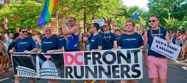 front runners raleigh gay run club