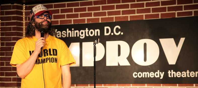 Get ready for some laughs at DC Improv
