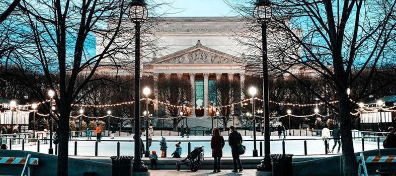 The Best Places To Ice Skate In Washington, DC