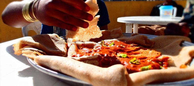 Ethiopian Restaurants