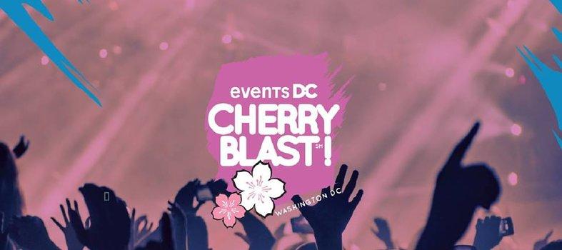 EventsDC presents Cherry Blast! - April 14, 2017