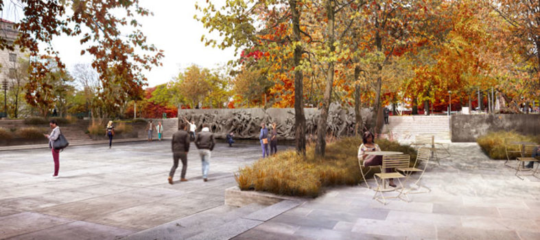 Attend 'A First Look: The National World War One Memorial'