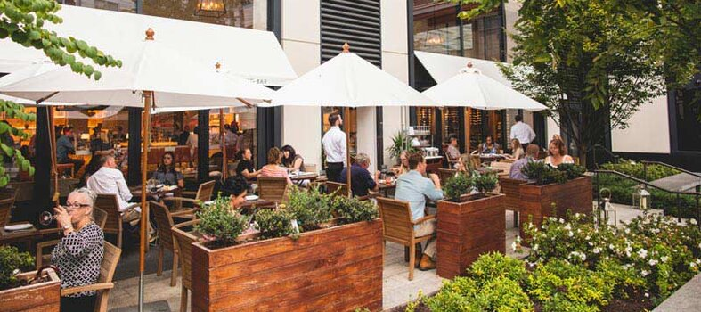 Best Restaurant Patios for Outdoor Dining in DC   Washington.org