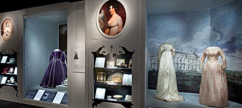 Visit the First Ladies Collection at National Museum of American History