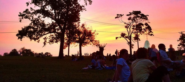 See what's happening at Fort Reno Park