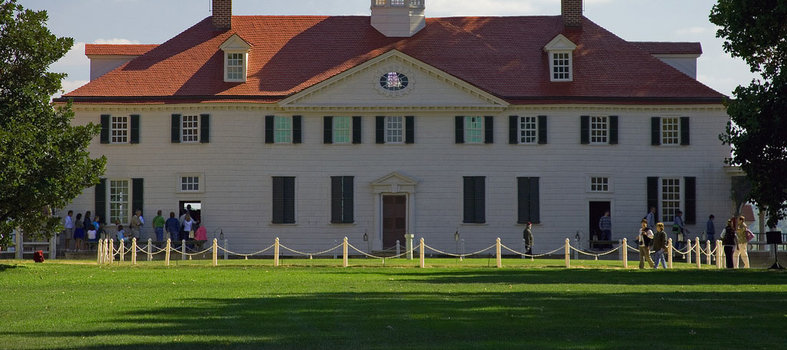 Watch the fireworks matinee at George Washington's Mount Vernon