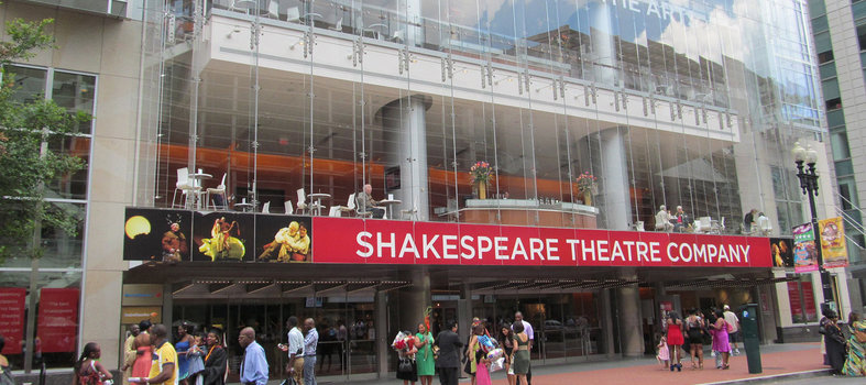 Enjoy Shakespeare Theatre Company's Free for All