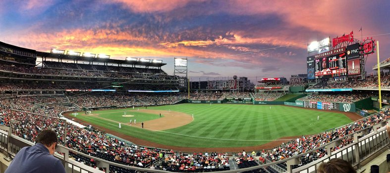 Spend the perfect summer afternoon at the ballpark