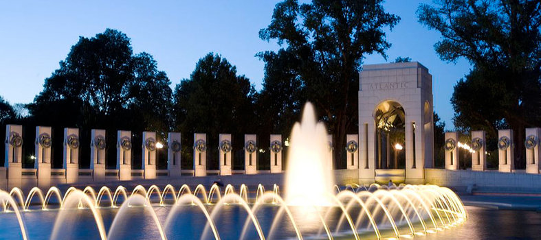 Honor the World War II Veterans at the Memorial in Their Honor