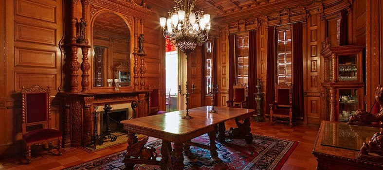 Explore one of Dupont Circle's grandest houses