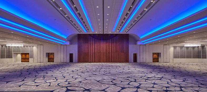 Grand Hyatt Washington — 17,490 Square Feet
