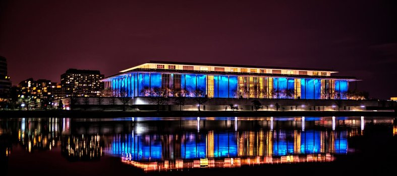 Explore DC's premier cultural arts center
