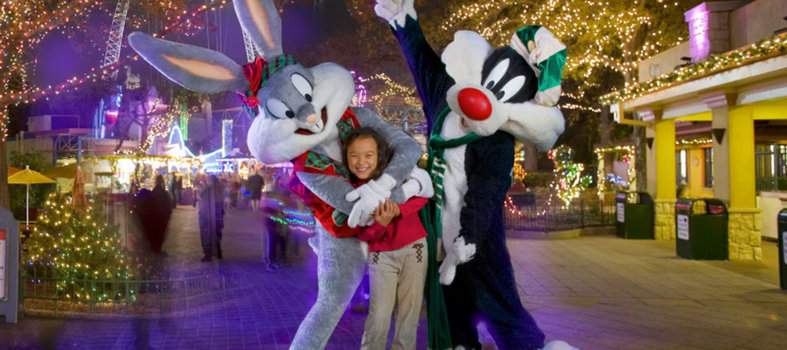 Have a thrilling Holiday in the Park