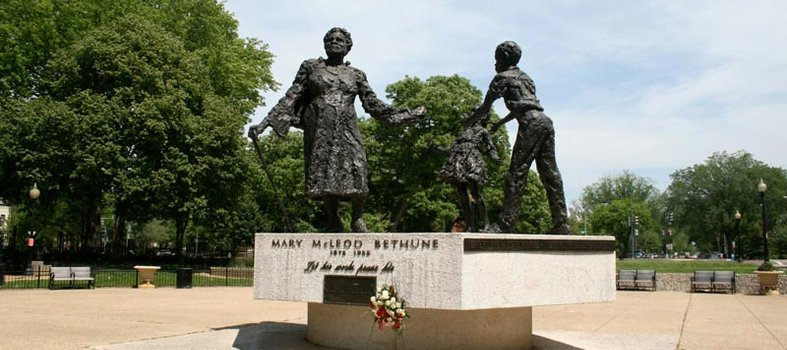 Honor the legacy of Mary McLeod Bethune