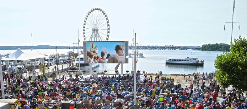 Movies on the Potomac