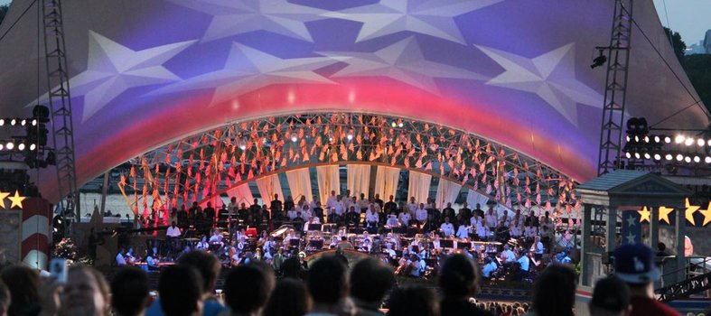 Salute the sacrifice of vets at the National Memorial Day Concert