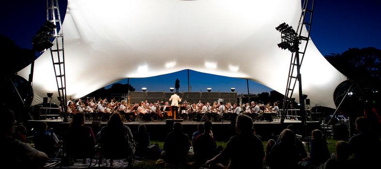 Check out the National Symphony Orchestra's Labor Day Concert