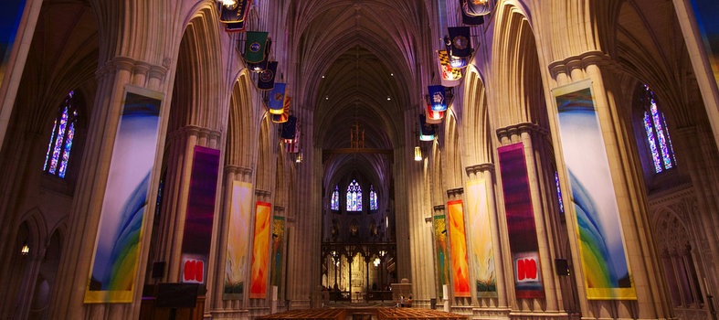 Take in the Washington National Cathedral