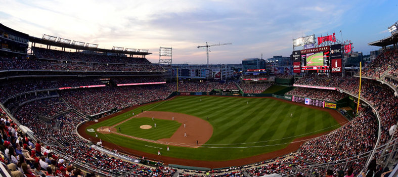 What food options are new to Nationals Park this year?