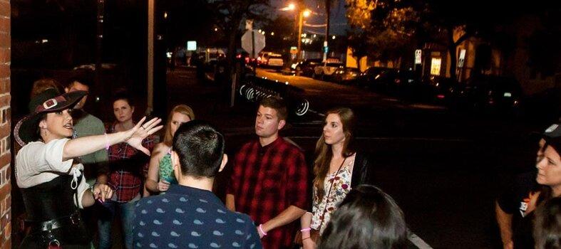 Nightly Spirits: DC & Alexandria Ghost Tours