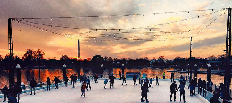 The Wharf Ice Rink