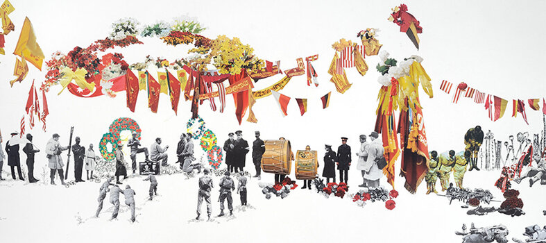 'Paper Routes' at the National Museum of Women in the Arts – Opens Oct. 8