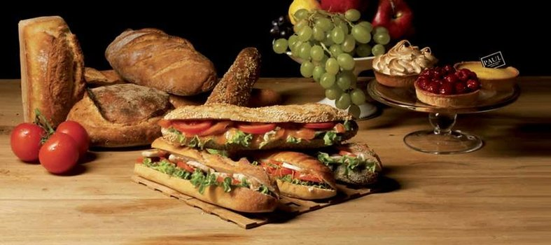Try the French-style sandwiches at PAUL