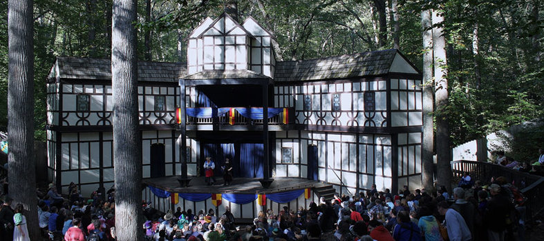 Have a merry olde tyme at the Maryland Renaissance Festival