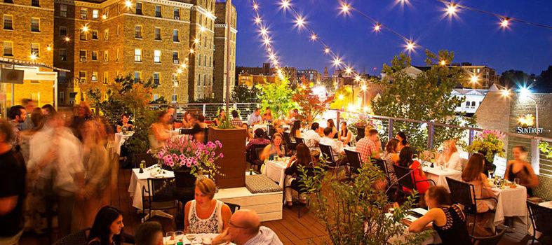 Top Rooftop Bars Amp Restaurants In Washington Dc