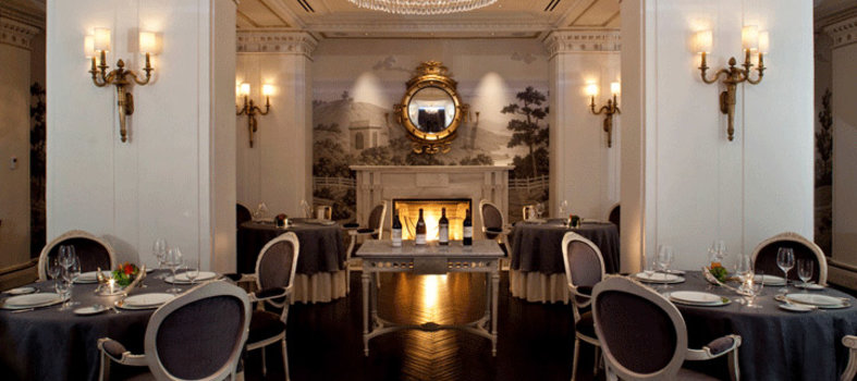 Dine on a Michelin-approved meal at Plume, then stay at the historic Jefferson Hotel