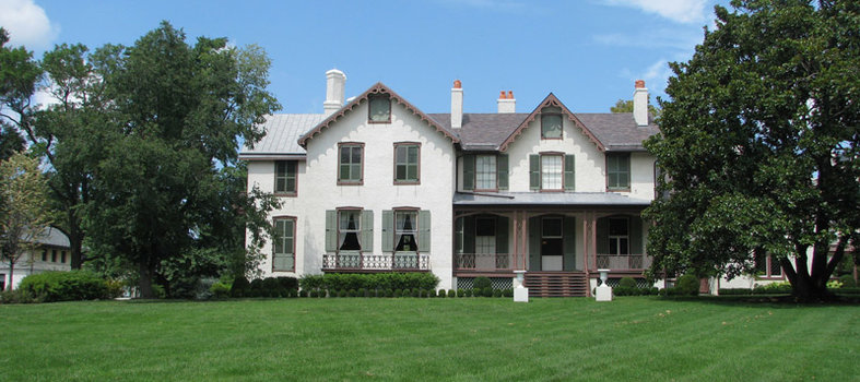Discover President Lincoln's hilltop retreat