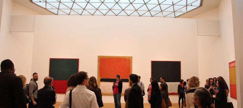 The Room of Rothkos