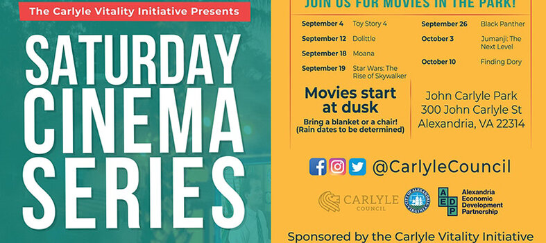 Saturday Cinema Series
