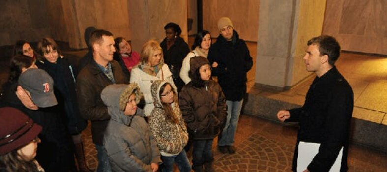 Scary DC Tours: Horror on the Hill