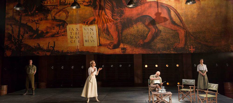 Bow down to the Bard at Shakespeare Theatre Company