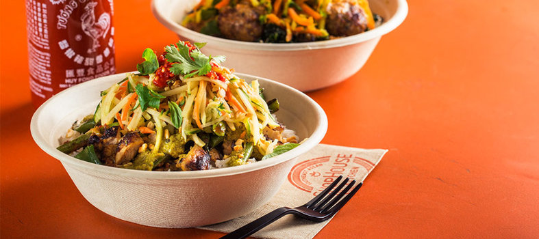Try Southeast Asian cuisine in a bowl at ShopHouse