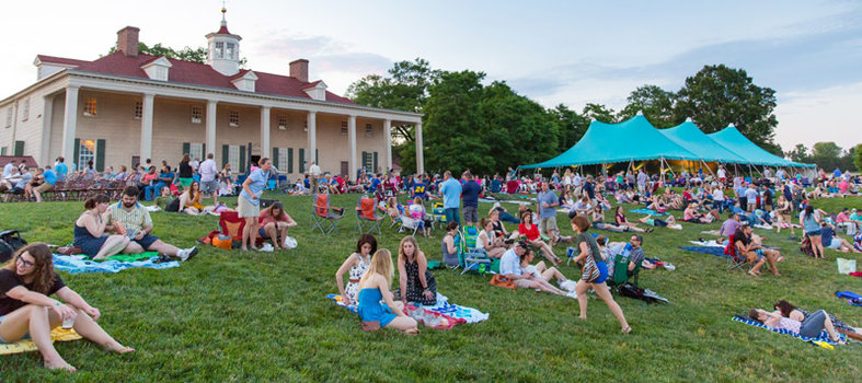 Summer Escape at Mount Vernon