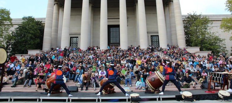 Check out free live music at the National Gallery of Art every week