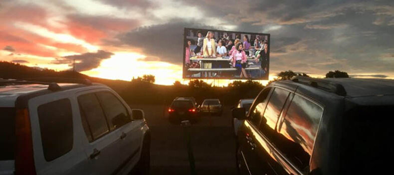 The Boro Tysons Drive-In Movies