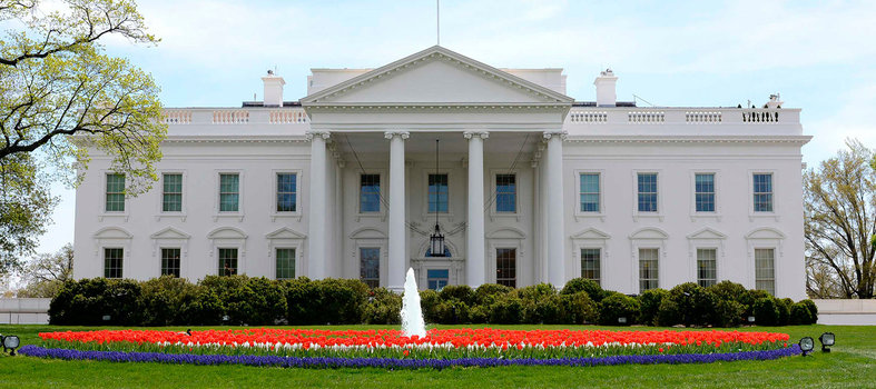 Plan a trip to the White House