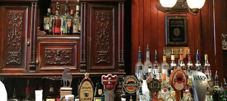 Raise a pint at Capitol Hill's The Dubliner