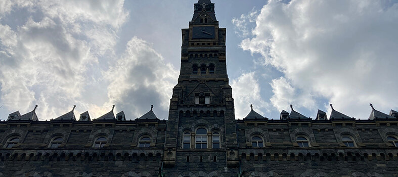 UC Places: Georgetown Ghosts, Murder and Mayhem Self-Guided Walking Tour