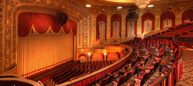 Catch a comedian at Warner Theatre