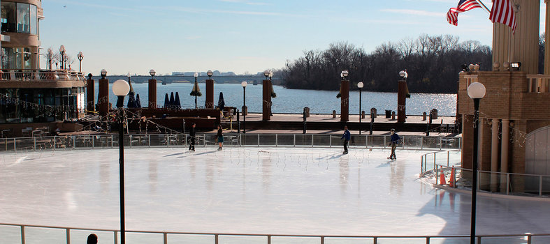 Washington Harbour Ice Rink