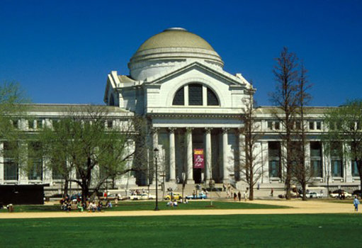 Johnson Imax Theater At Smithsonian Museum Of Natural History