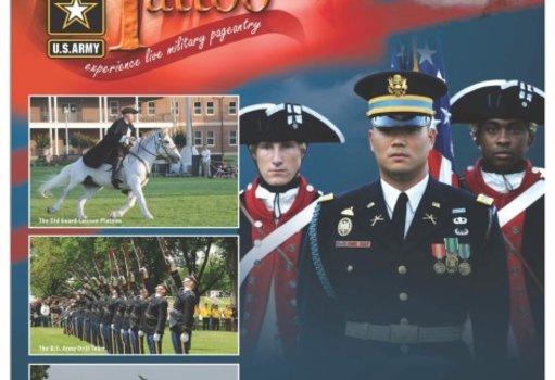 U S  Military District of Washington Public Affairs   Washington org