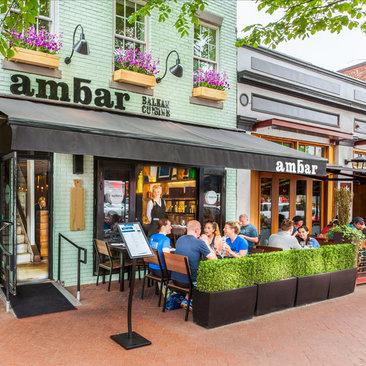 Ambar Balkan Restaurant - Washington, DC